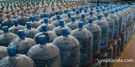 新闻报道:北京市桶装饮用水销